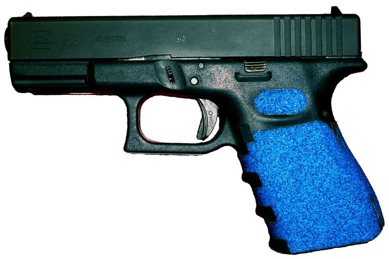 Glock 19 compact frame Glock pistol grips