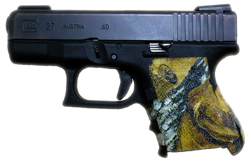 Glock 26 Grips - Camo