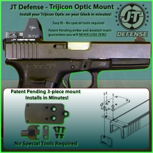 Trijicon RMR - Glock Red Dot Mount