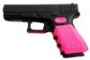Pink Glock Grips - Glock 23 - 19