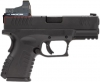 SpringField XDM - Red Dot Mount with Burris Fastfire